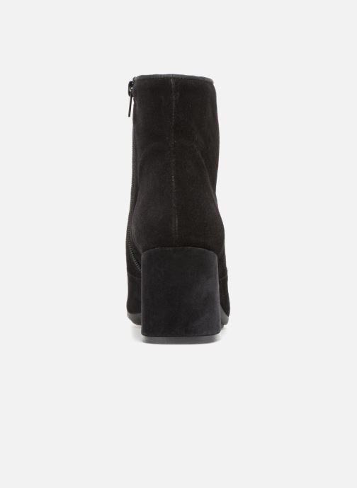 Bottines et boots Kanna KI7694 Noir vue droite