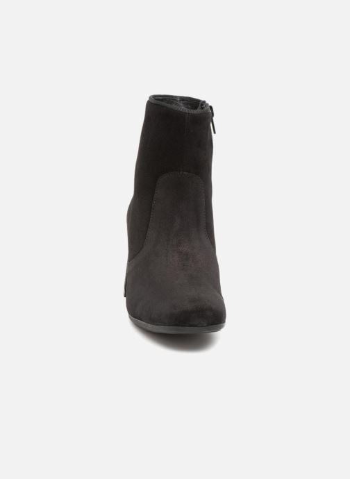 Bottines et boots Kanna KI7694 Noir vue portées chaussures