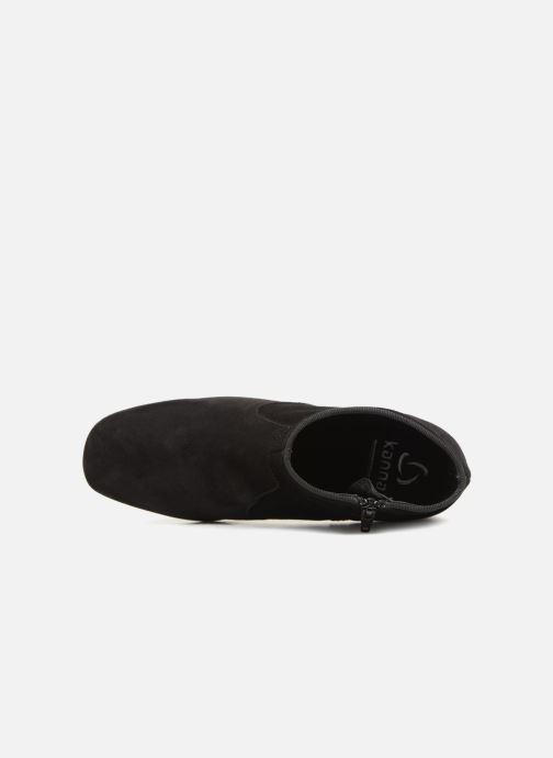 Bottines et boots Kanna KI7694 Noir vue gauche
