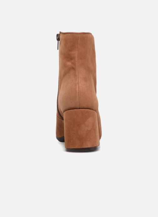 Bottines et boots Kanna KI7694 Marron vue droite