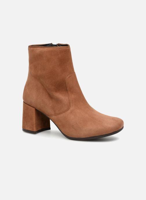 Bottines et boots Kanna KI7694 Marron vue détail/paire