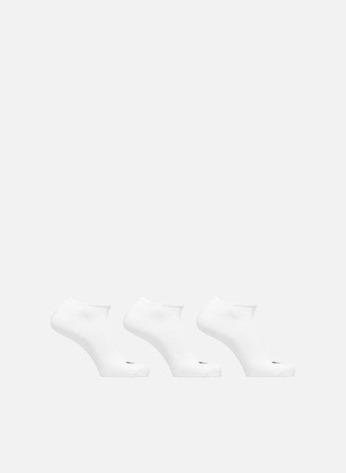 Sokken en panty's adidas performance TREFOIL LINER Lot de 3 Wit detail