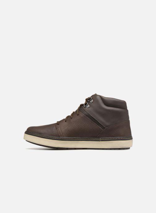 Sneakers Geox U MATTIAS B ABX B U44T1B Marrone immagine frontale