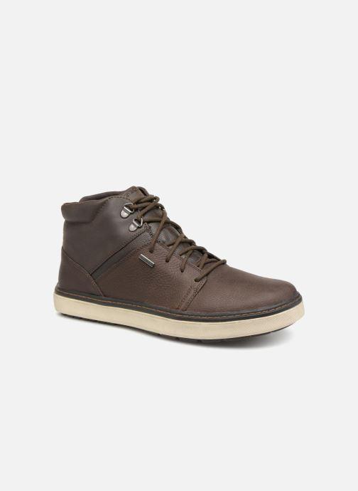 Sneakers Geox U MATTIAS B ABX B U44T1B Marrone vedi dettaglio/paio