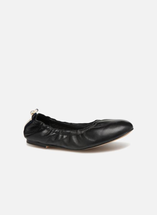 Ballerinaer KG By Kurt Geiger KIKA Sort detaljeret billede af skoene