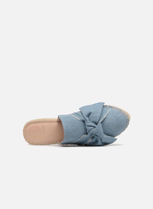 KG By Kurt Geiger Geiger Geiger NIAMH (blau) - Clogs & Pantoletten bei Más cómodo 665a95