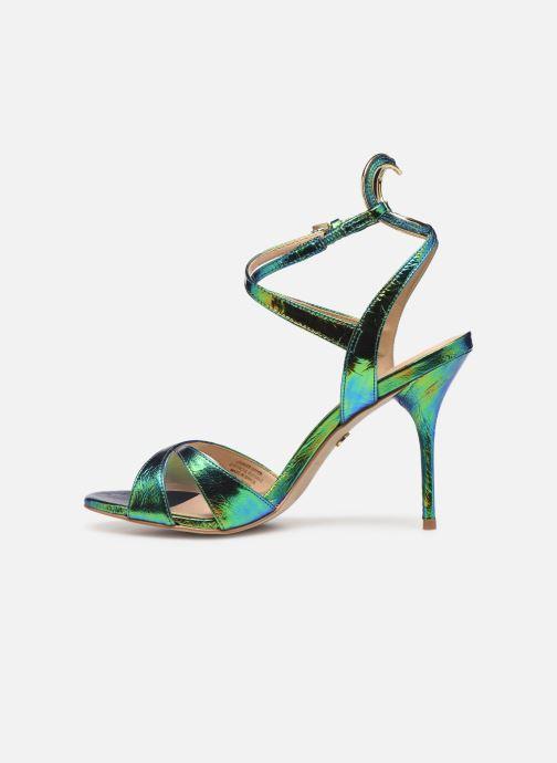 Sandales et nu-pieds KG By Kurt Geiger JINA Vert vue face