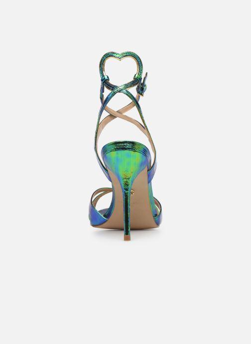 Sandales et nu-pieds KG By Kurt Geiger JINA Vert vue droite