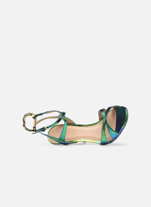 Sandales et nu-pieds KG By Kurt Geiger JINA Vert vue gauche