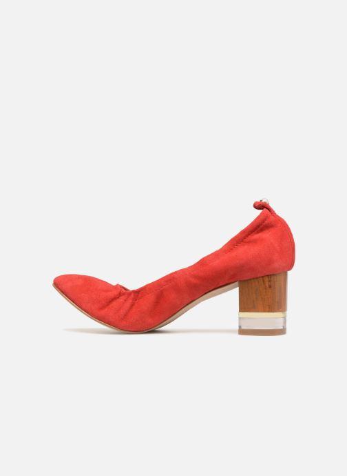 High heels KG By Kurt Geiger ESSENCE Red front view