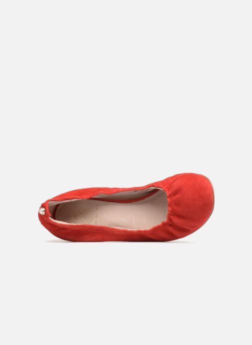 High heels KG By Kurt Geiger ESSENCE Red view from the left