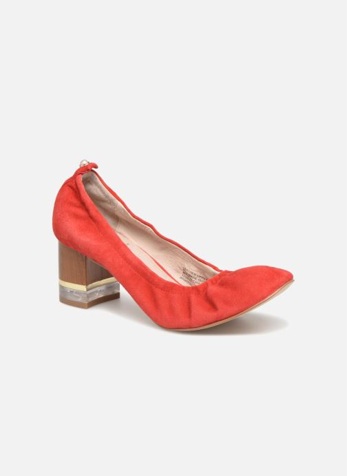 High heels KG By Kurt Geiger ESSENCE Red detailed view/ Pair view