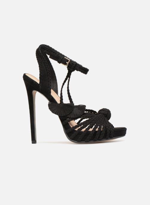 Sandals KG By Kurt Geiger HOAX Black back view