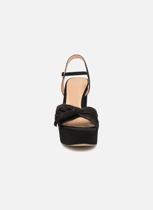 Sandales et nu-pieds KG By Kurt Geiger IONA Noir vue portées chaussures