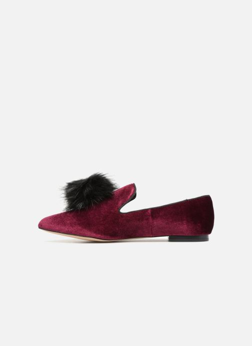 Mocassins KG By Kurt Geiger KELSI 2 Bordeaux vue face