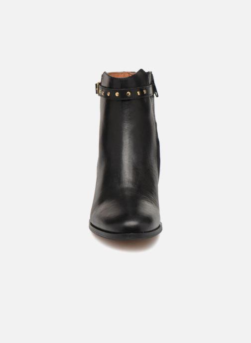 Bottines et boots Schmoove Woman Callisto Boots Noir vue portées chaussures