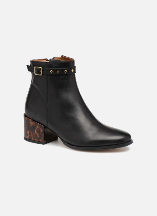 Bottines et boots Schmoove Woman Callisto Boots Noir vue détail/paire