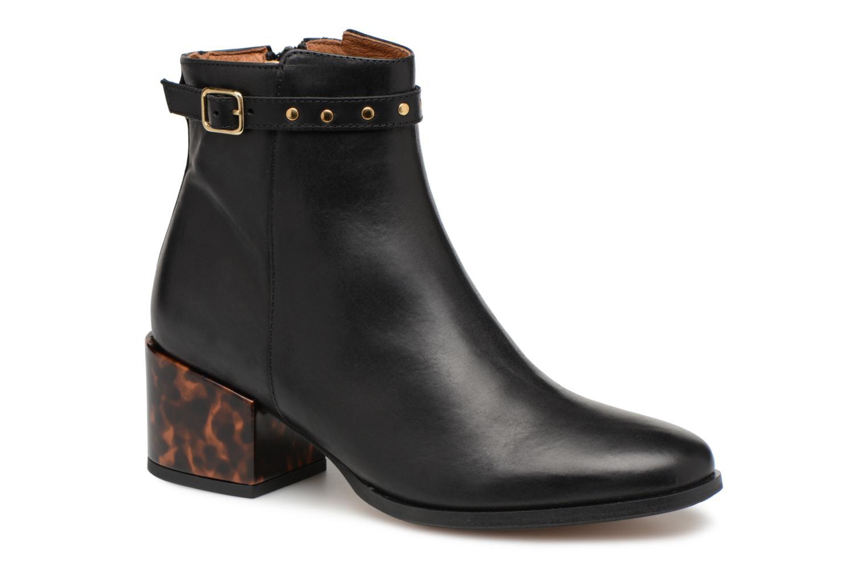 Schmoove Black Callisto Qwgrqafxzt Gold Rivets Boots Woman 44vrTx