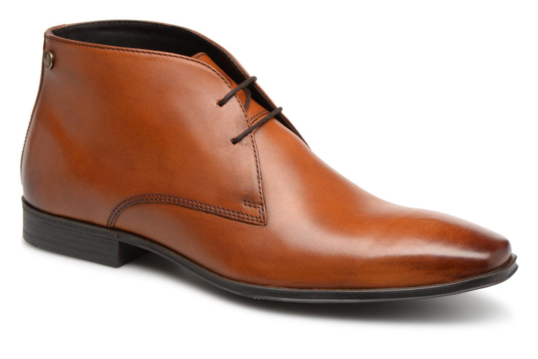 Bottines et boots Base London FOYLE Marron vue détail/paire