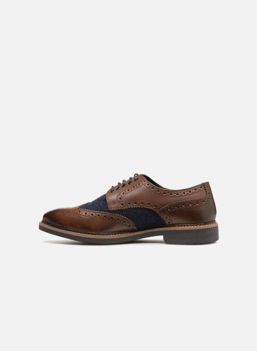 338984 À Lacets Rothko Chez Base marron Chaussures London xpnqv0