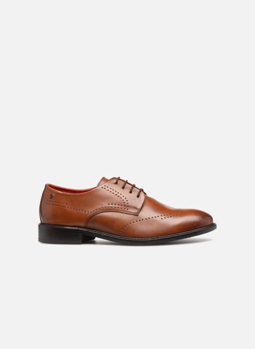 Chaussures à lacets Base London REGENT Marron vue derrière