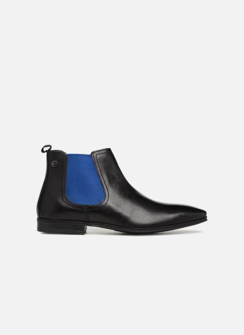 Bottines et boots Base London WEAVER Noir vue derrière