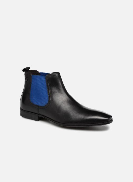 Bottines et boots Base London WEAVER Noir vue détail/paire