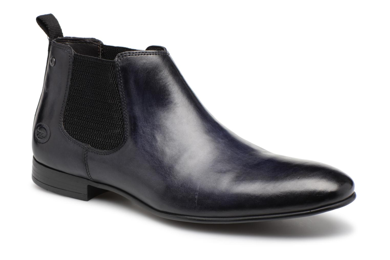 Stiefeletten & Boots Base London CROFT blau detaillierte ansicht/modell