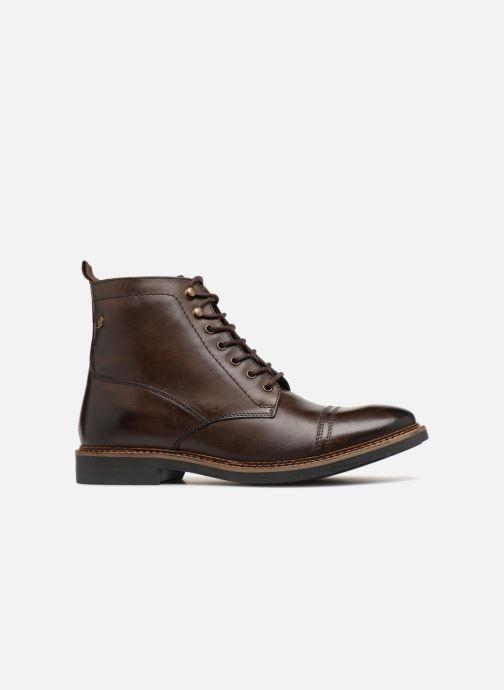 Stiefeletten & Boots Base London REYNOLD braun ansicht von hinten