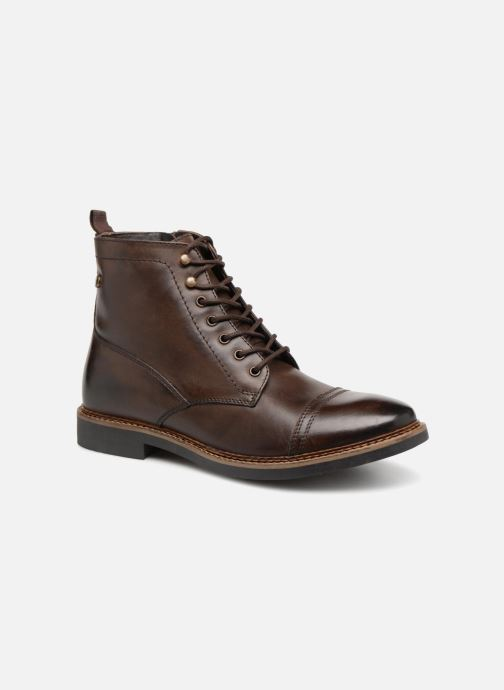 Bottines et boots Base London REYNOLD Marron vue détail/paire