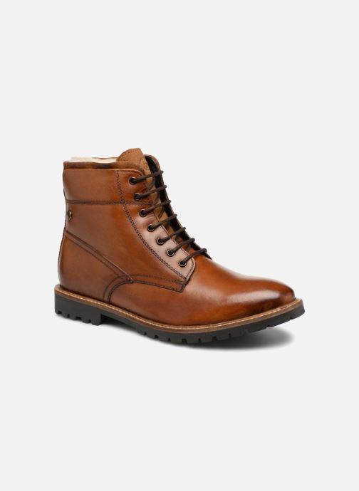 Stiefeletten & Boots Base London MORTAR braun detaillierte ansicht/modell