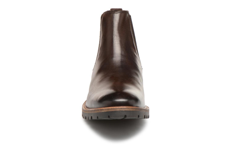 Stiefeletten & Boots Base London HAVOC braun schuhe getragen
