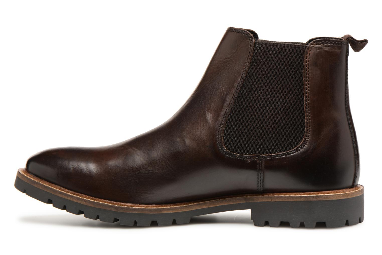 Stiefeletten & Boots Base London HAVOC braun ansicht von vorne