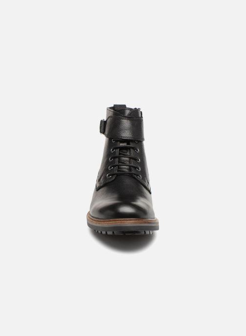 Ankle boots Base London KINCADE Black model view