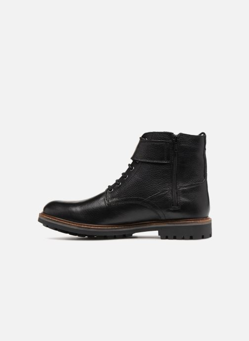 Ankle boots Base London KINCADE Black front view