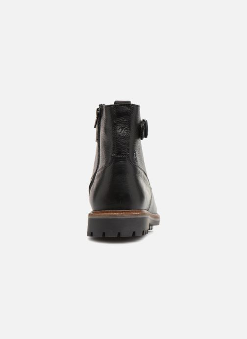 Ankle boots Base London KINCADE Black view from the right