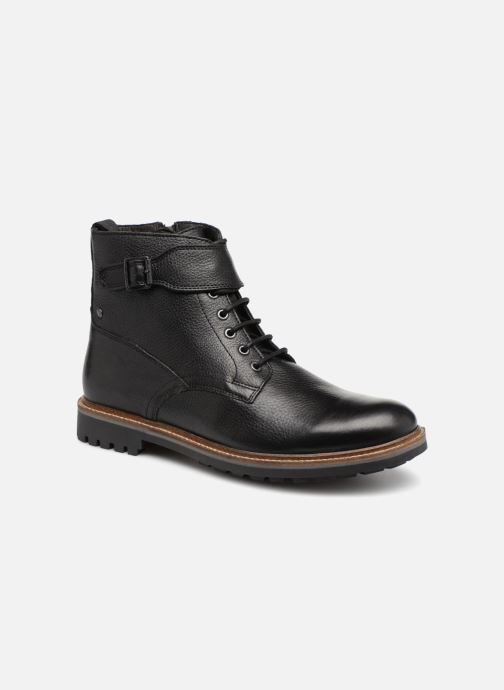 Ankle boots Base London KINCADE Black detailed view/ Pair view