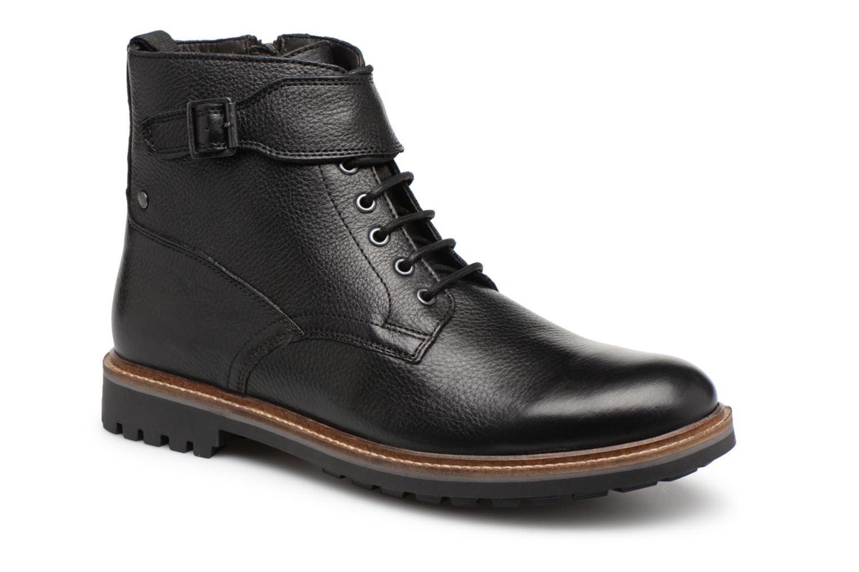 Base London KINCADE (Black) chez - Ankle boots chez (Black) (339001) 2b211b