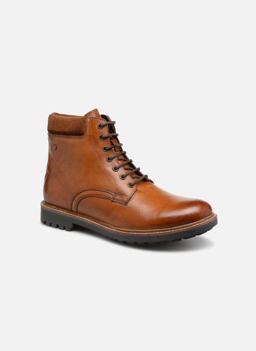 Stiefeletten & Boots Base London ELK braun detaillierte ansicht/modell