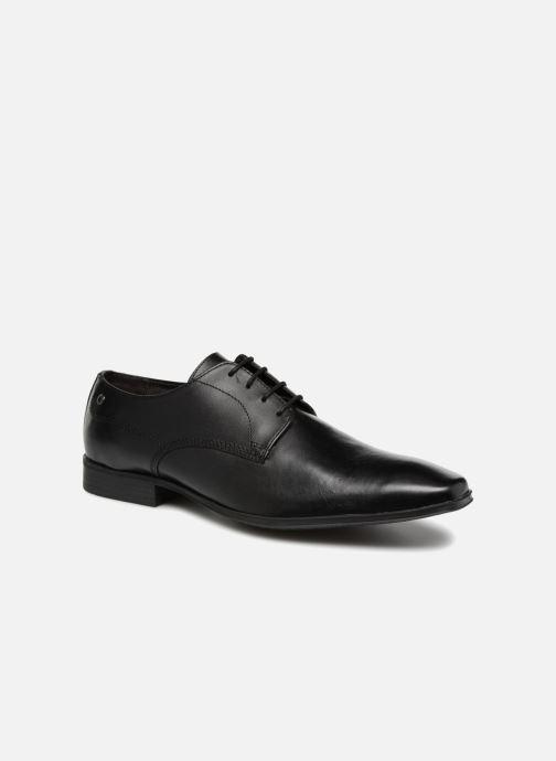 Zapatos con cordones Base London TYNE Negro vista de detalle / par