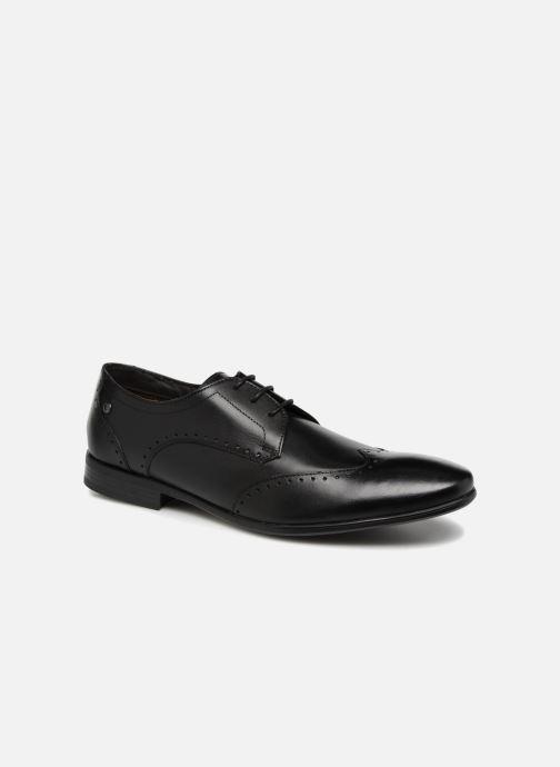 Chaussures à lacets Base London BUCKINGHAM Noir vue détail/paire