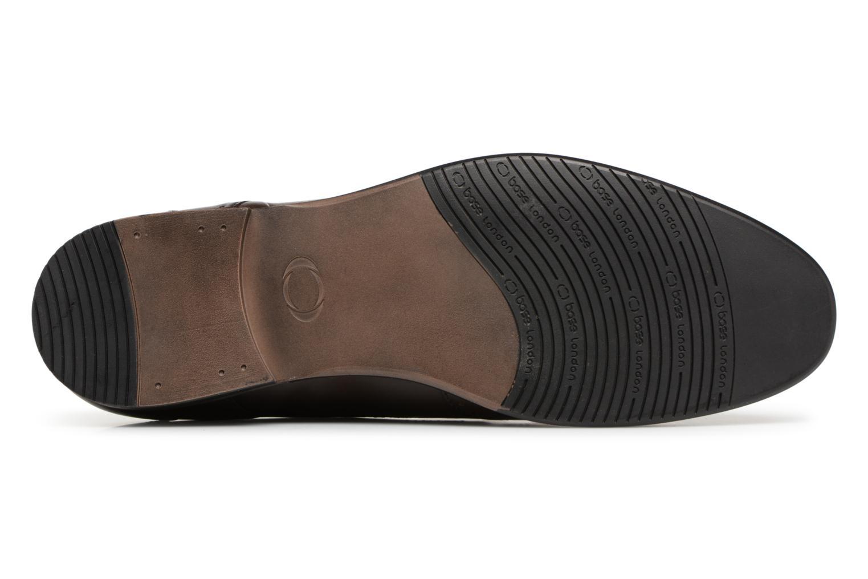 Chaussures à lacets Base London BUCKINGHAM Marron vue haut