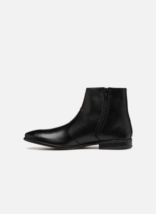 Stiefeletten & Boots Base London GRANGE schwarz ansicht von vorne