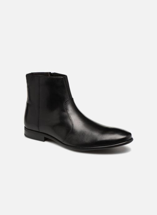 Stiefeletten & Boots Base London GRANGE schwarz detaillierte ansicht/modell