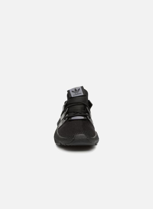 Trainers Adidas Originals Prophere J Black model view