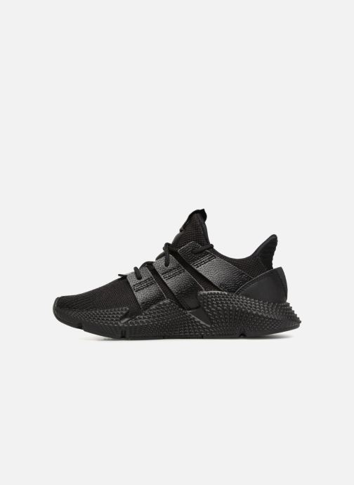 Trainers adidas originals Prophere J Black front view