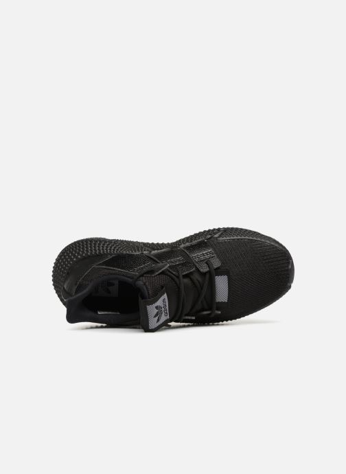 Trainers Adidas Originals Prophere J Black view from the left