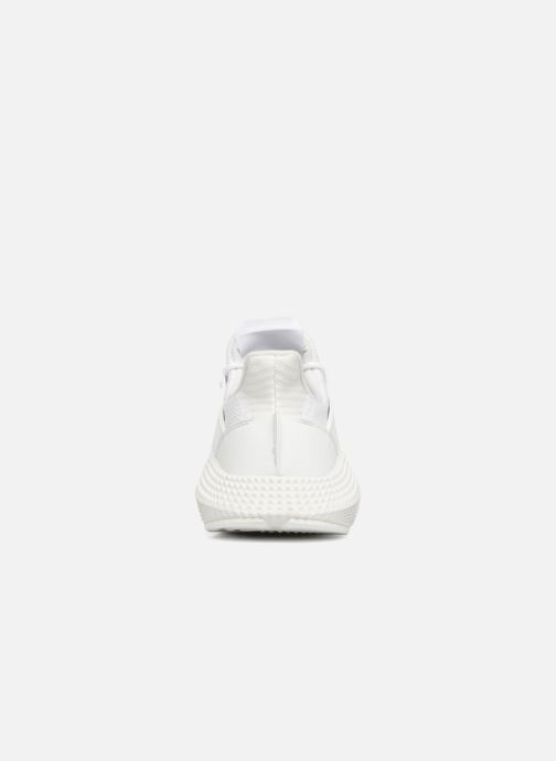 Sneaker adidas originals Prophere J weiß ansicht von rechts