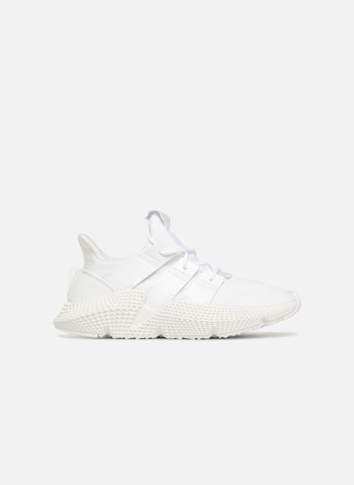 Sneaker adidas originals Prophere J weiß ansicht von hinten