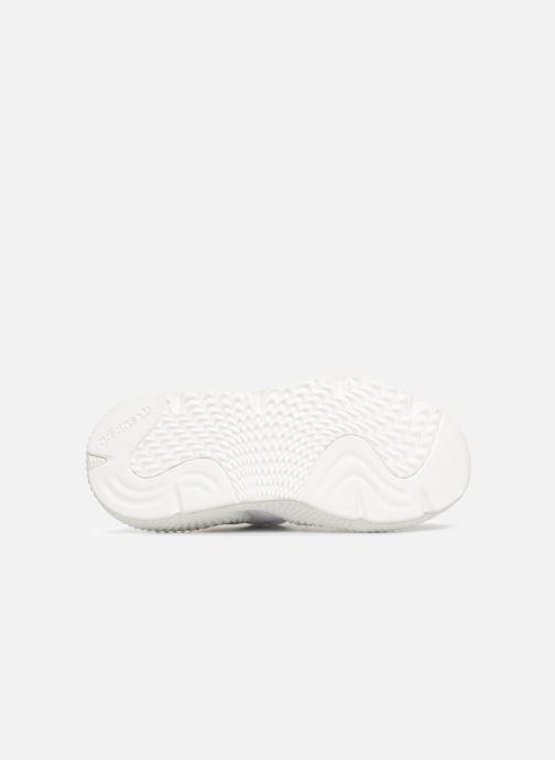 Sneaker adidas originals Prophere J weiß ansicht von oben